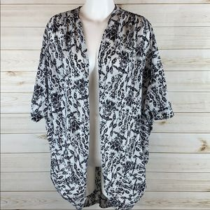 PAINTED THREADS~ Large Cardigan